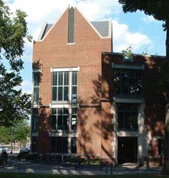 Princeton University - Louis Marx Jr. '53 Hall Addition