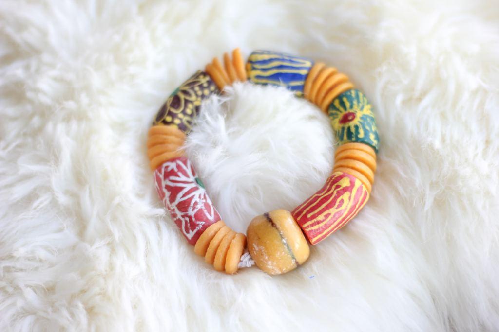 Adeshie Millefiori Beads