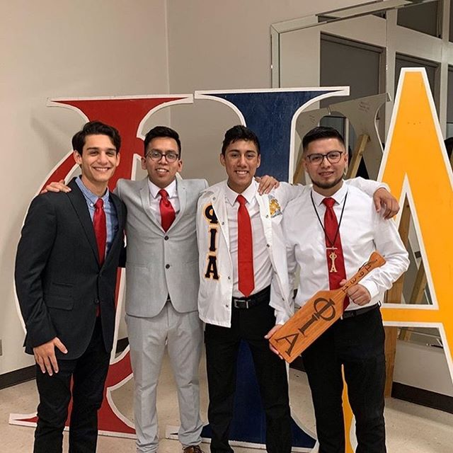Congratulations to the colony of Phi Iota Alpha Fraternity Inc. at Texas Woman's University for achieving getting the Highest Fraternity Grade Point Average and Outstanding Chapter Award on their campus! #twuphiotas #phiotascelebrate #Phiotas