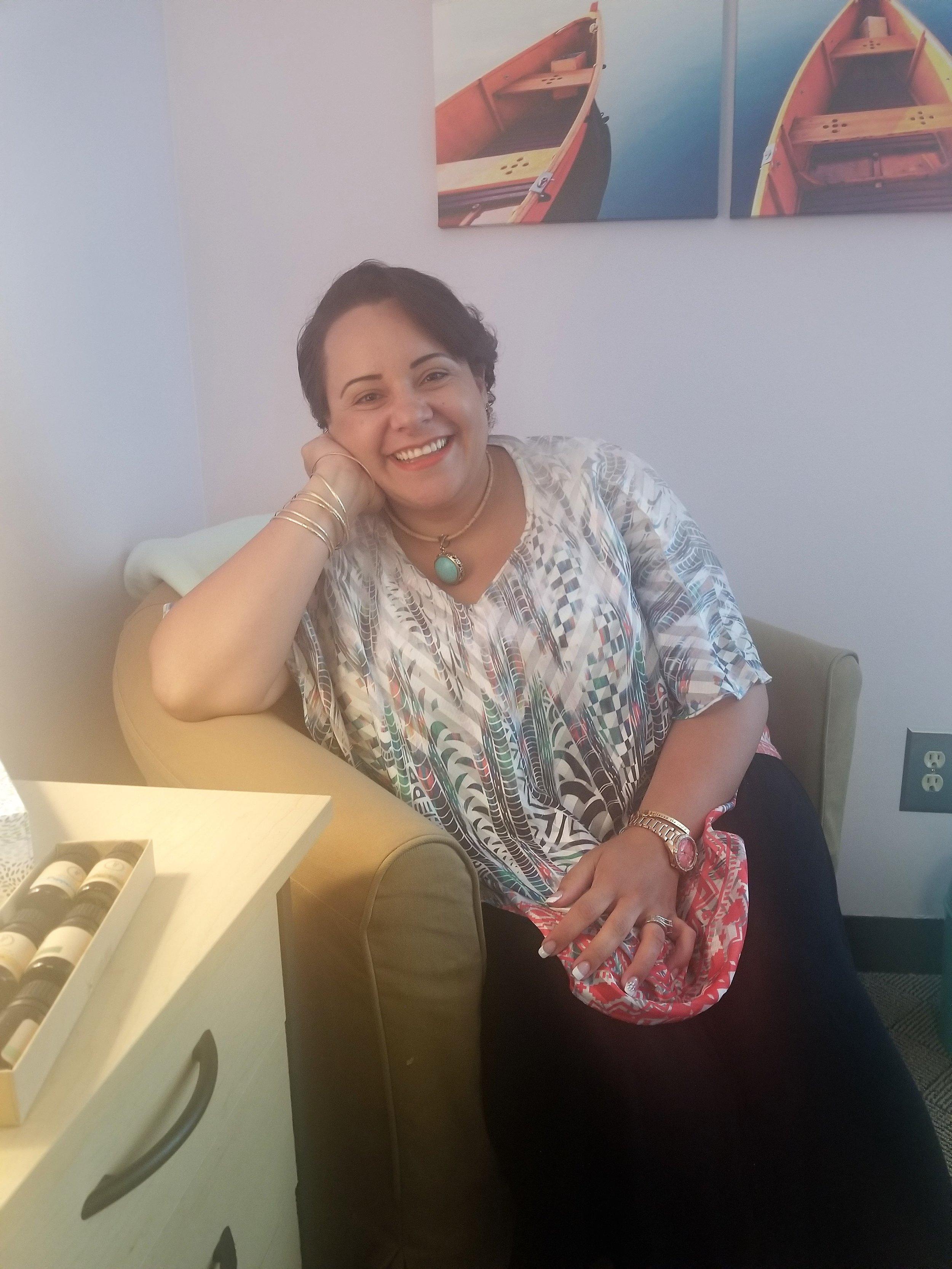 Martha Mendes, Staff Therapist