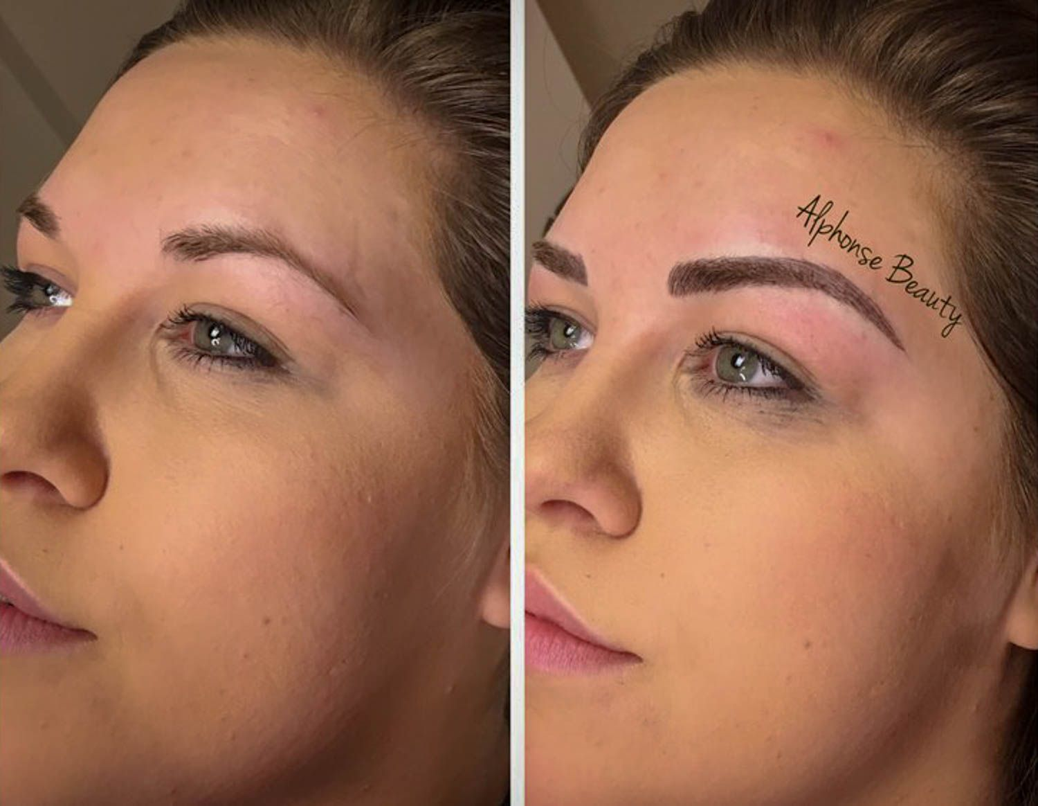 Eyebrow Microblading Results in Metro Detroit Michigan