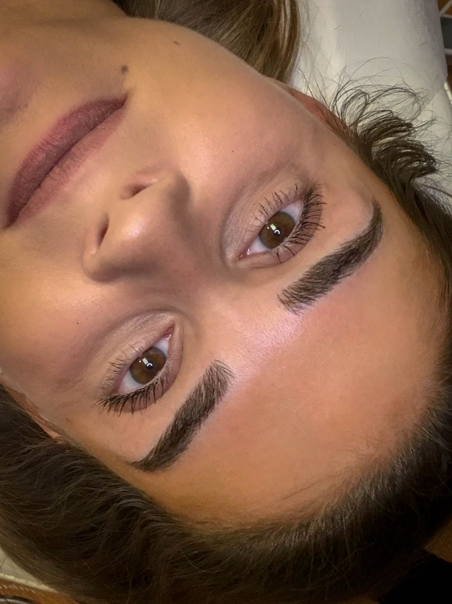 Eyebrow Microblading Results from Alphonse Beauty