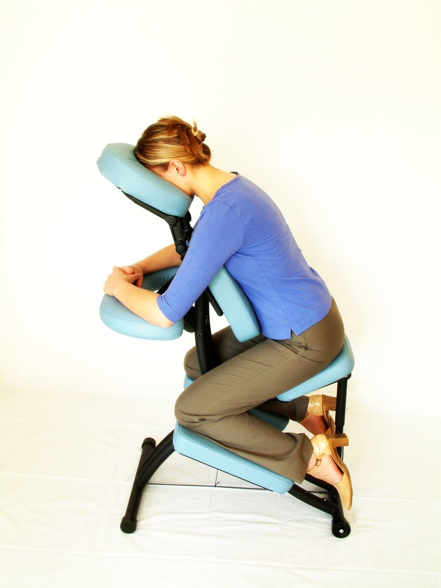 Chair Massage is an excellent chance to break the stress of a busy day providing a moment of relief.
