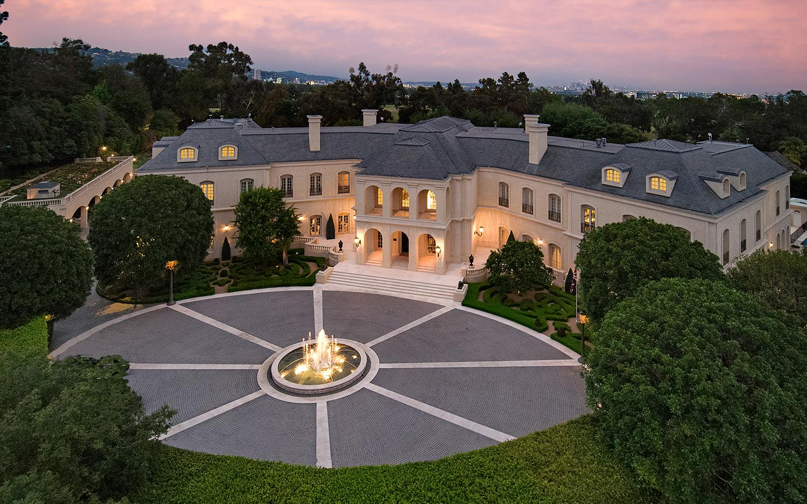 The Spelling Estate Listed For $200M. Estate managed and represented by Ismael.