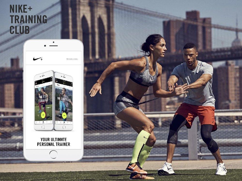 Arthur Conan Doyle Deliberar Sin aliento  Nike+ Training Club -
