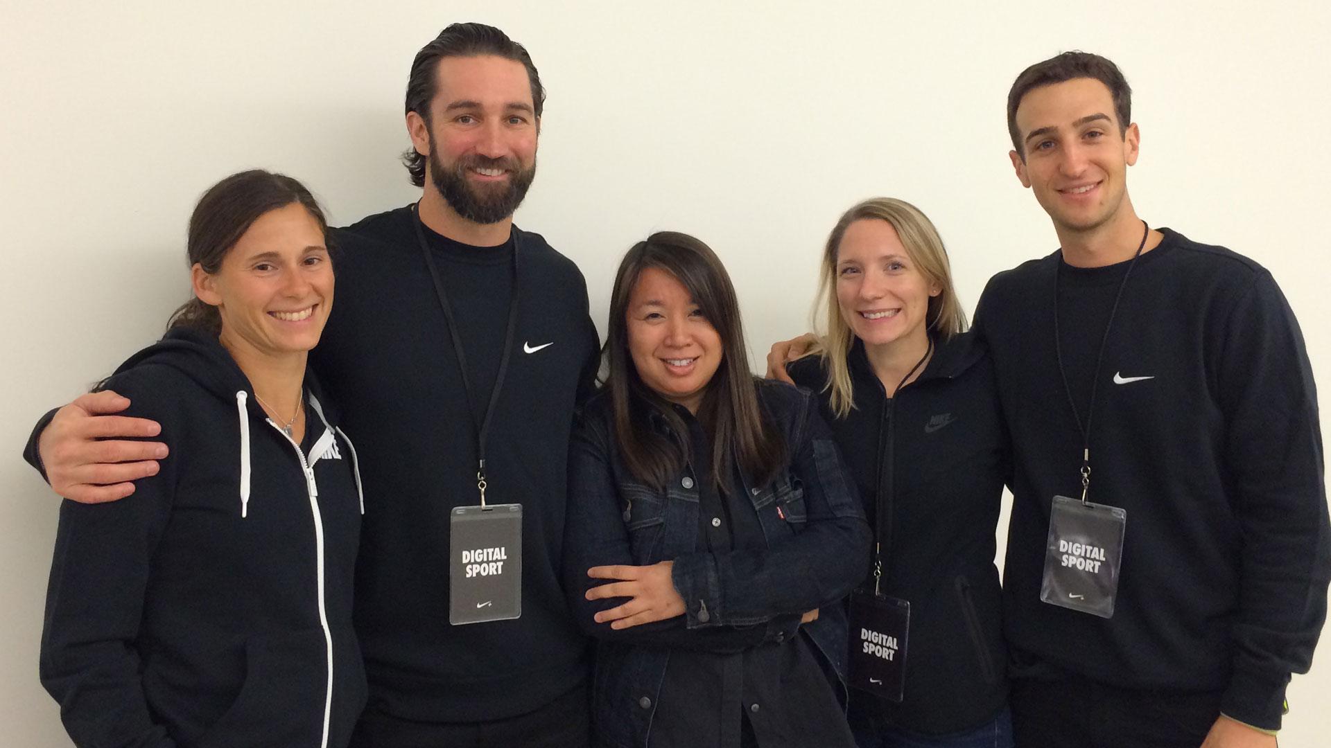 Nike+ Experience Design