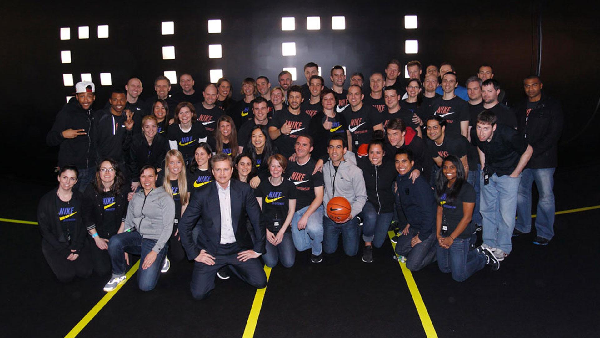 Nike Digital Sport: Fuelband Launch