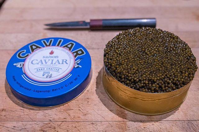 our caviar