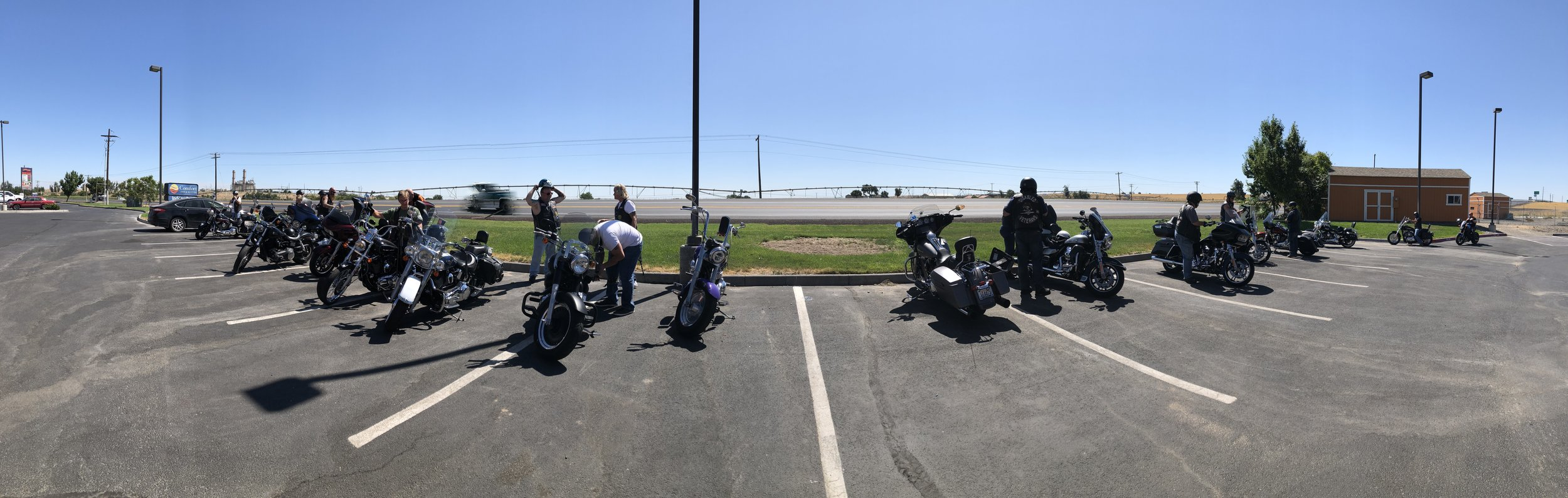 Pendelton Bike Week