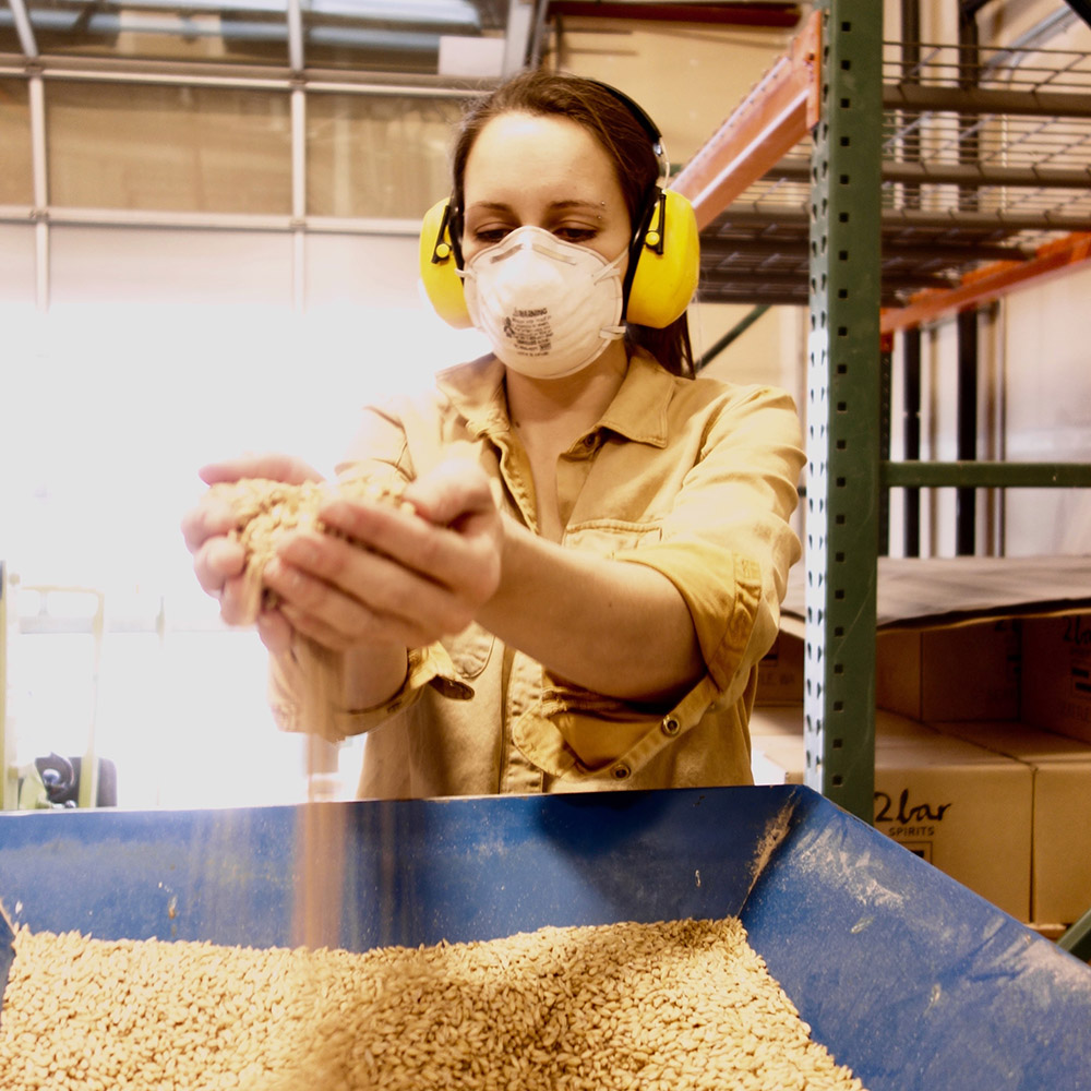 Maddie Kelly   Head Distiller