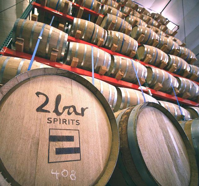 A mountain of delicious ⛰🥃 _ #craftwhiskey #handmade #2barspirits #mountian