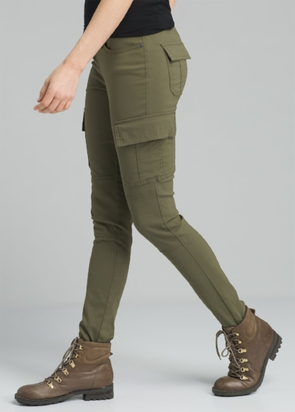 Prana Meme Pant     These are my favorite hiking pants. Quick dry, stretchy, lots of pockets, and they come in short, regular and long lengths! I have two in the short size.