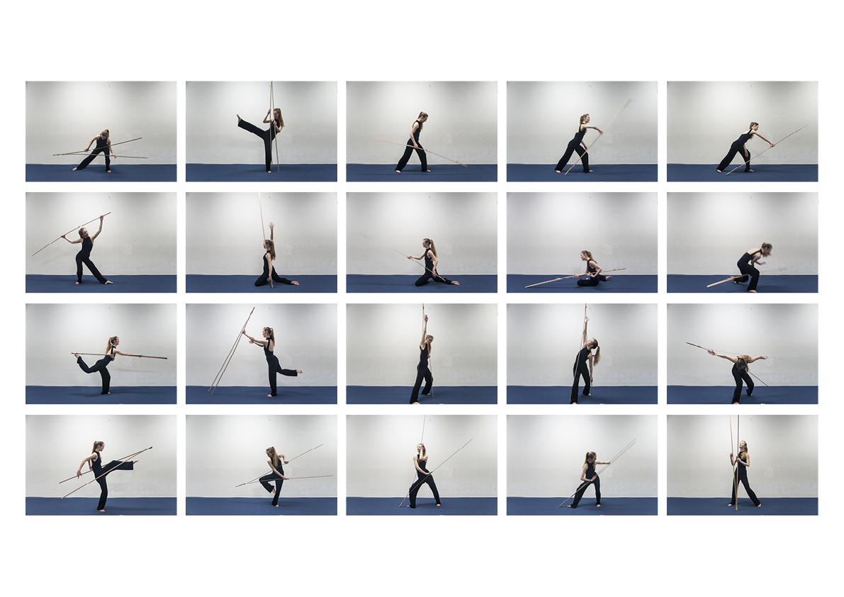 Dancers + Tools, 2015-2016