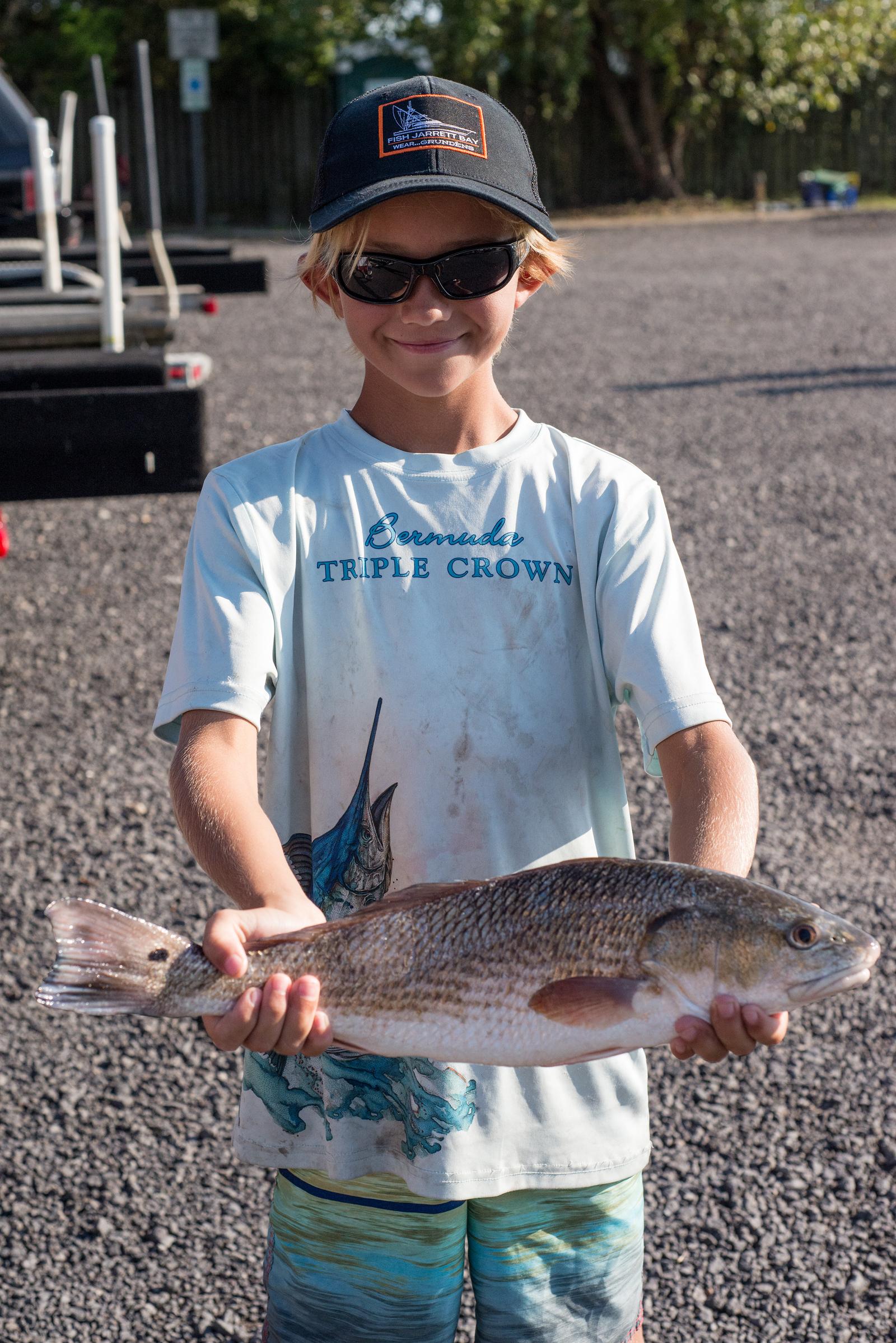 Youth Angler