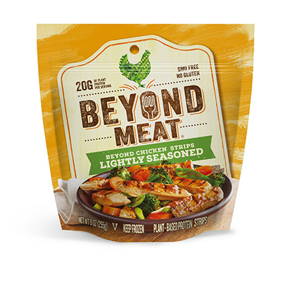 Beyond Meat® Lightly Seasoned Chicken Strips