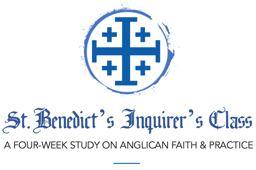 Anglican Inquirers Class