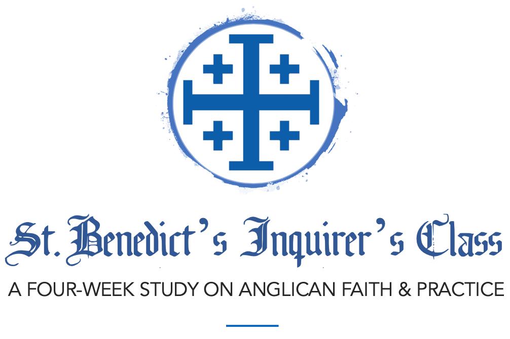 Week 4 Prayer Book Spirituality