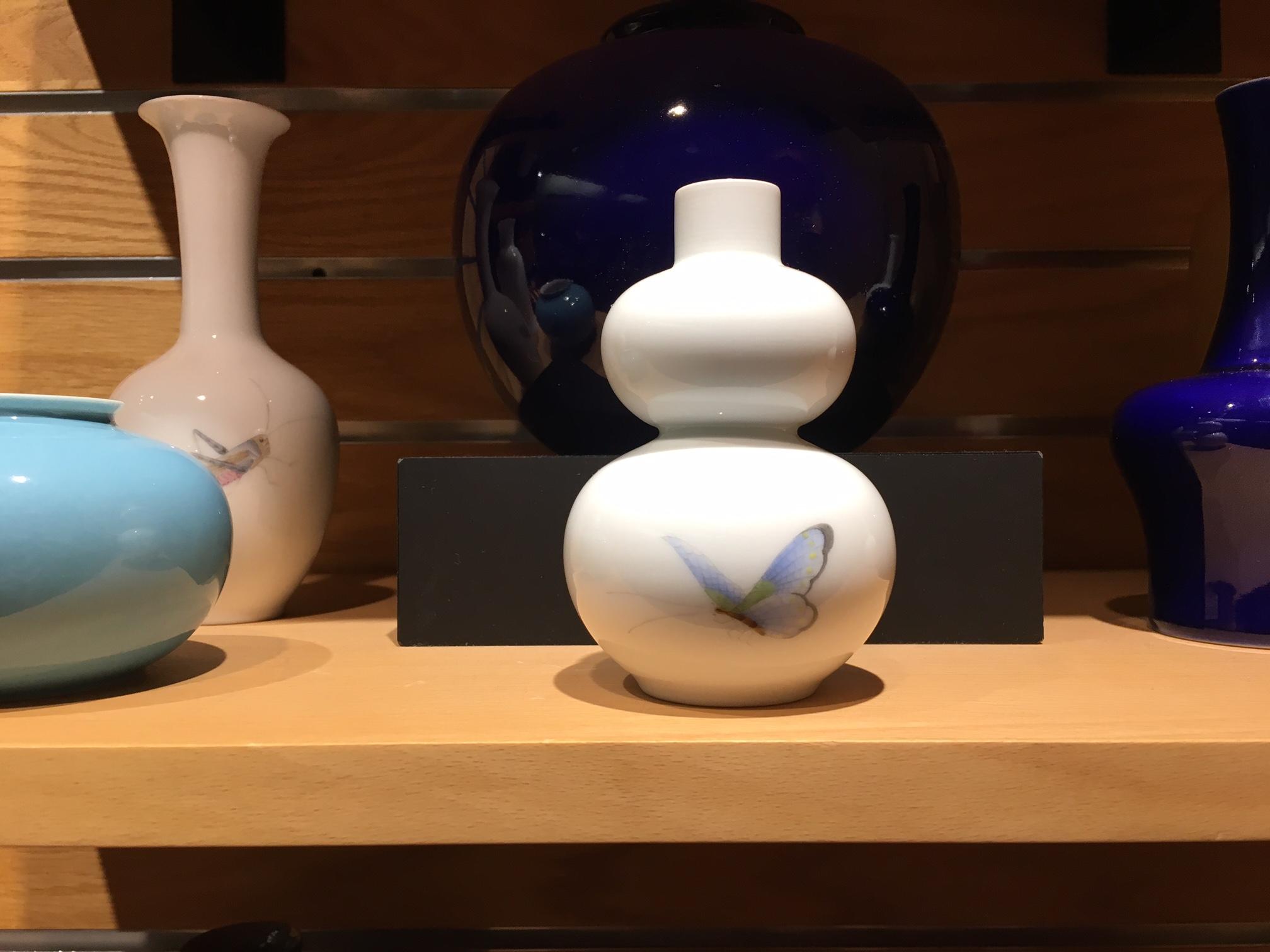 Ceramics at DC museum gift shop