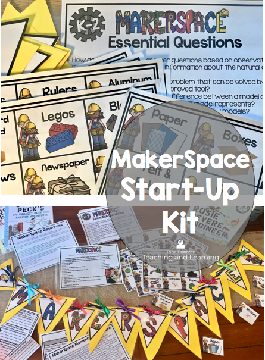 MakerSpace Start-Up Kit