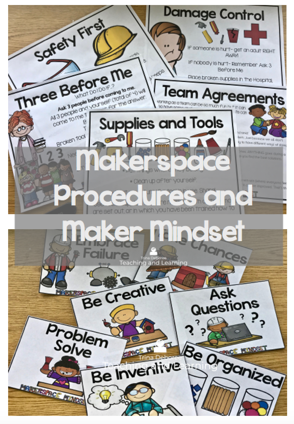 How to Introduce Practical Procedures in Your Makerspace