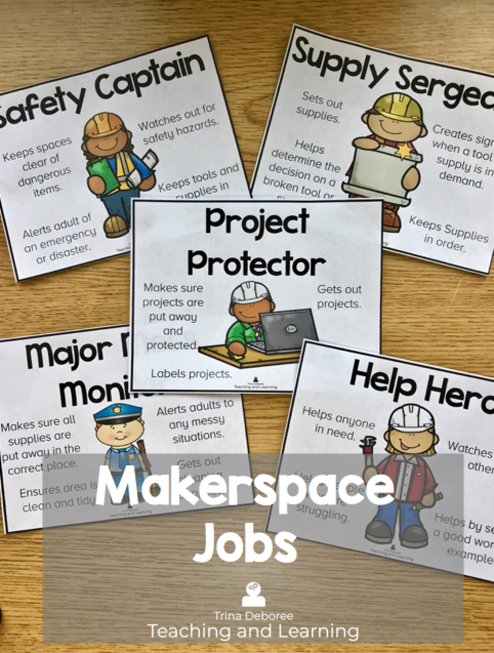 How to Introduce Practical Procedures in Your Makerspace Jobs