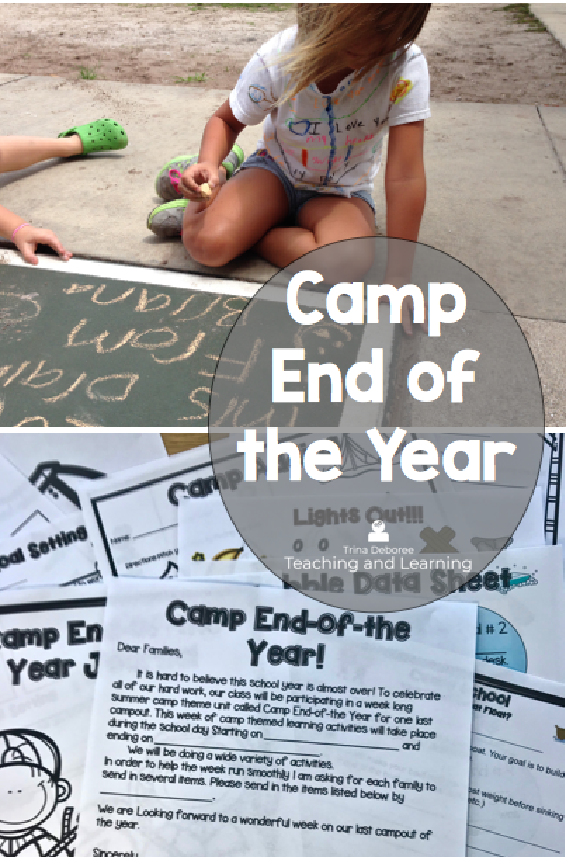 Camp End of the Year