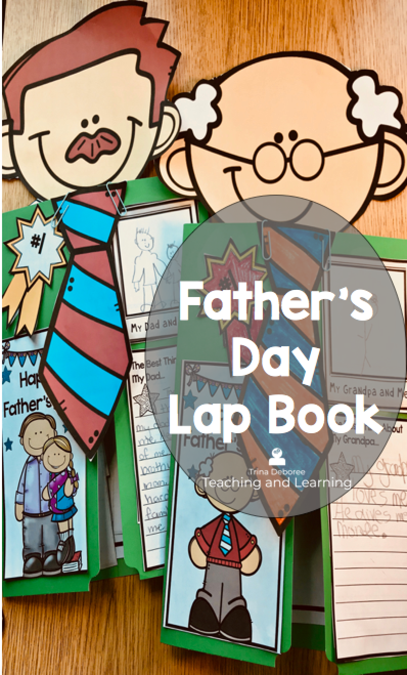 Fabulous Father's Day Craft for Kids to Make Final Product for Dad or Grandpa