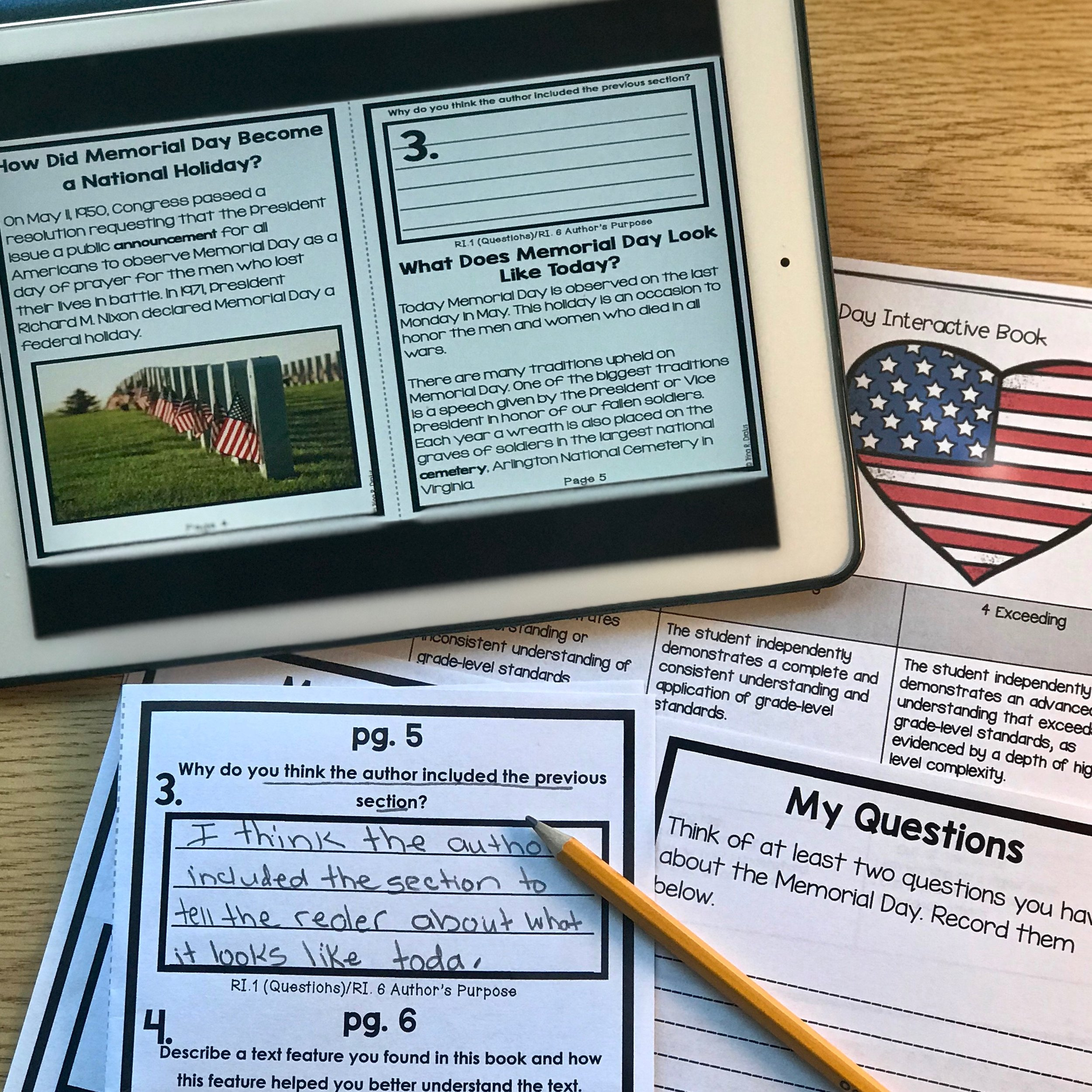 Digital Science and Social Studies with options of 100% paperless or 50% paperless #digitalscience #digitalsocialstudies #onetoone #googleclassroom #teachers #secondgrade #thirdgrade