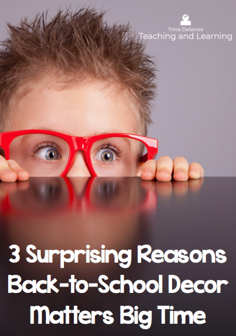 3 Surprising Reasons Back-to-School Decor Matters Big Time