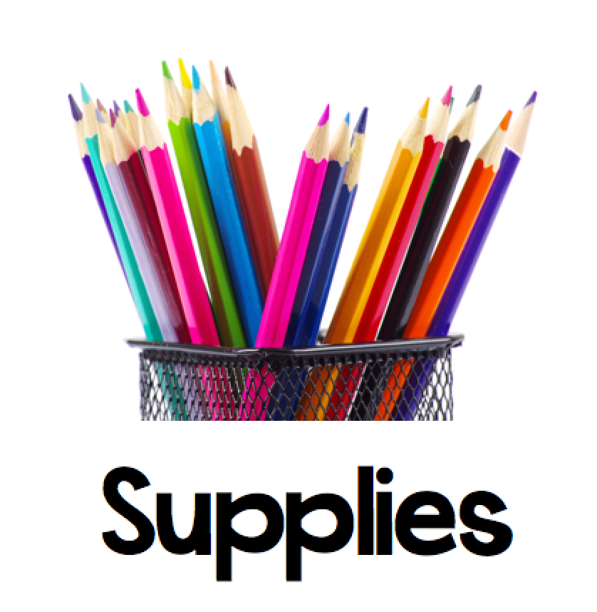 STEM Unit 1 - Composition NotebooksPopsicle Sticks Pack of 1000Colorful Straws 500 PackHot Glue Gun (Stands upright)Hot Glue Sticks 75Colorful Pipe CleanersSolo cups