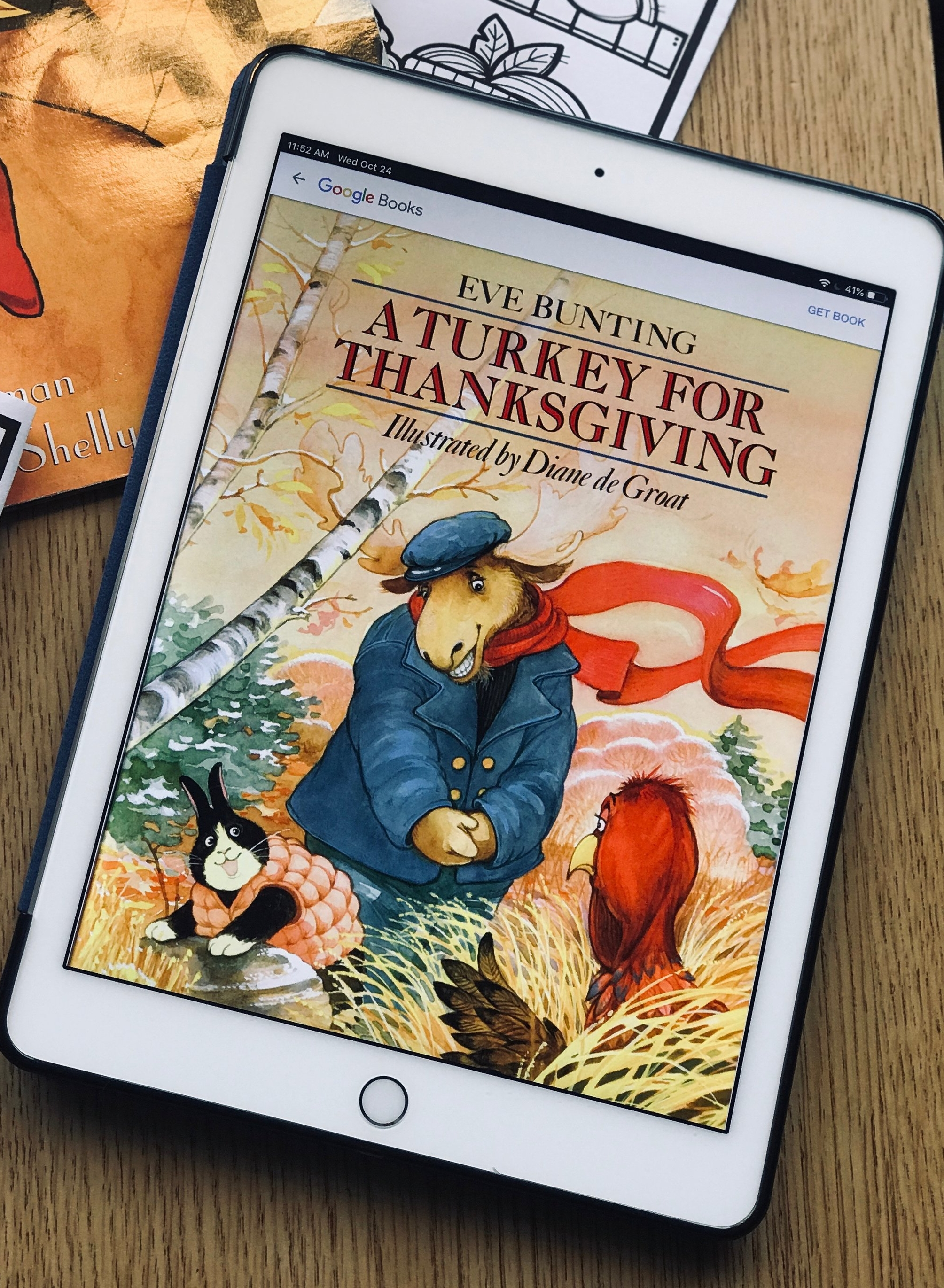 7 Excellent Thanksgiving Books Every Kid Will Love #thanksgivingbooks