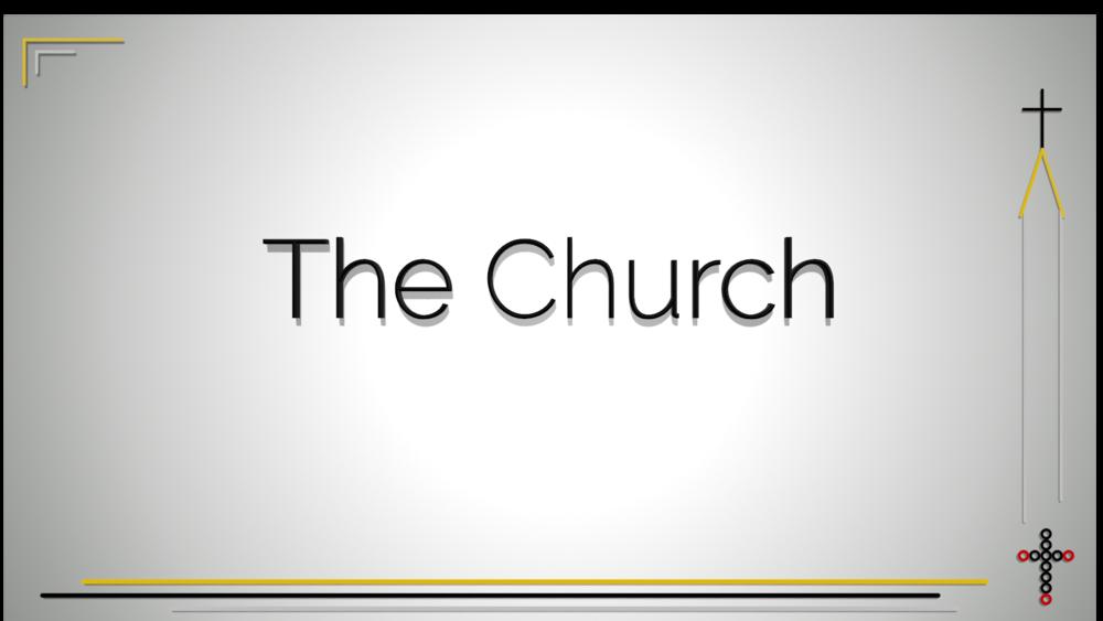 The Church 1: Understanding Dispensations Part 1 Grace Bible