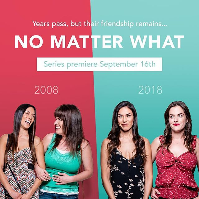 My web series premieres Sept. 16th!!! Many of you know I have spent the last year, along with @hereisomi working on the original web series we created, No Matter What. We are proud of our 12-episode first season, produced with the support of Five Fingers Media and so many amazing artists! And we are beyond excited to share that we will be premiering on YouTube on September 16th, with new episodes released every Monday!  Please stay tuned and please GO SUBSCRIBE to our channel to see the first teaser!  LiNK iN BiO and at  YouTube.com/NoMatterWhattv • • • #nomatterwhattv #fivefingersmedia #originalseries #webseries #besties #bff #femalecentric #femalefriendships #femaledirector #femalewriter #womeninmedia #womeninfilm #hollywood #actress #actorlife #mediaartistsgroup #friendships #femalelead #director #indiefilm #youtube