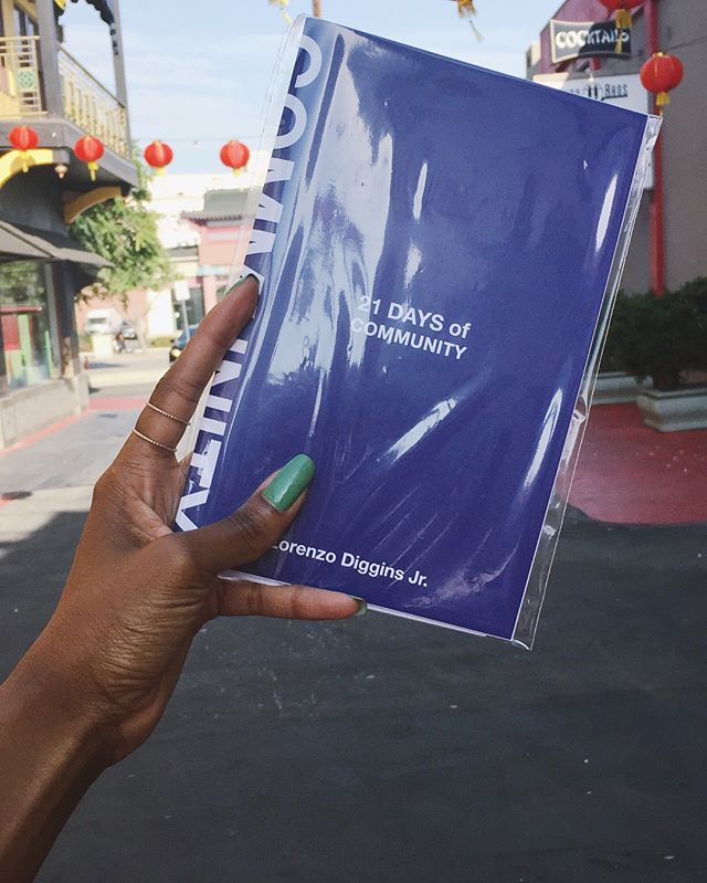 presenting @essentialman_ld most recent project. he is an artist and friend that is endlessly supportive of my own ambitions and I'm honored to be a part of this project. — LA locals, the closing reception of the @the21dayprojectbylcd is tonight, 7pm at @noustousla . join us for a screening+discussion moderated by myself, @sraejo and the artist himself, @essentialman_ld. This will be the last day to view the project and an opportunity to engage in meaningful dialogue around the importance of [art] and community. — thewrtnghouse does not exist solely to provide services, but in its growth, will also be a vehicle for art and community based programming. soon to come.  #community #thewrtnghouse #suhndeschool #twh #writer #freelance #creative #artistsxtwh #artist #art #film #photography #webcontent #webcontentwriter #copyediting #proofreading #english #grammar #editingservices #services #writing #editing #students #education #blackownedbusiness #blackwriter #womenownedbusiness