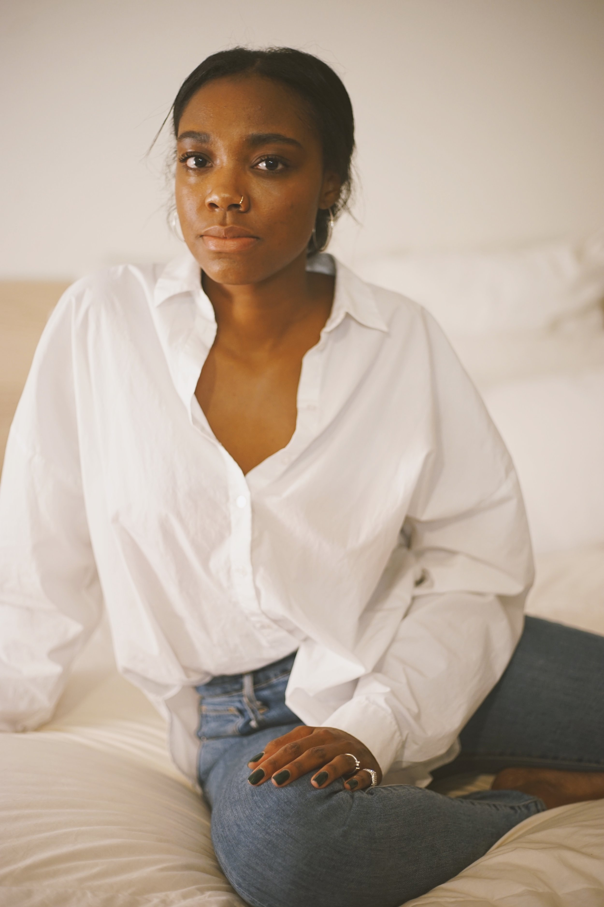 Founder and writer   Sundai Johnson   ,  is a former educator, and holds a BA from University of Michigan, and MA. Ed from Stanford University. Her work can be found in,  The Michigan Daily, The Periphery,    Chicago Literati   ,     Black Girl In Om     and  Flaunt Magazine.  In 2017, she published her first work in-print, a  chapbook    titled,  you always lose something in the move . She currently resides in Los Angeles, CA.    Photo by Lorenzo Diggins Jr.