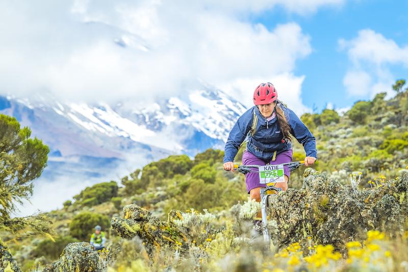 Katie Holden Kilimanjaro