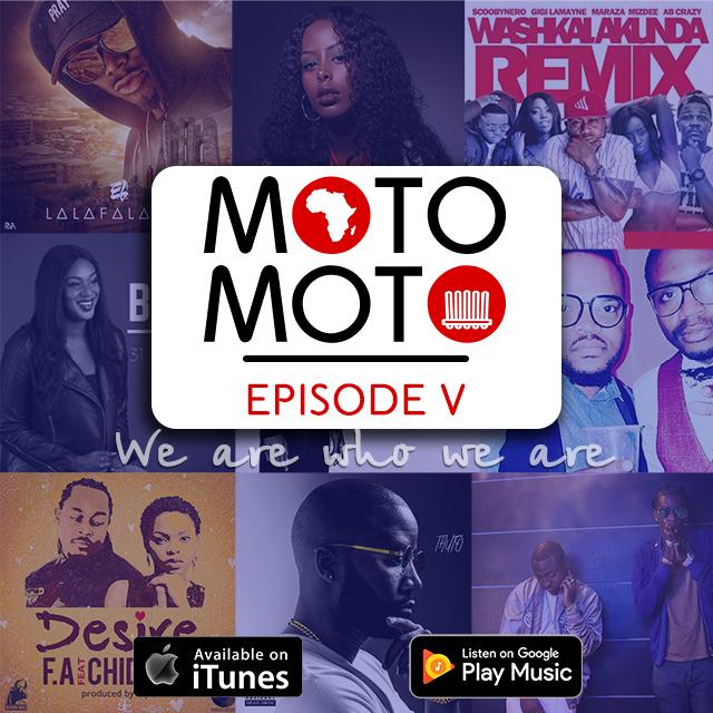 Moto Moto Podcast 5 - African Music/Afrobeats