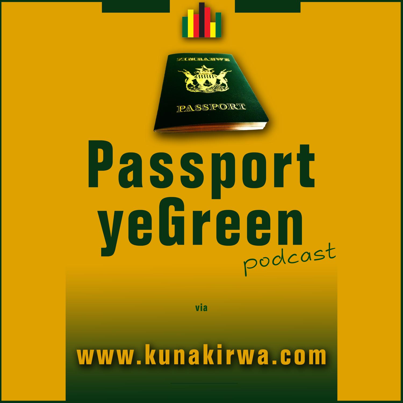 Passport yeGreen