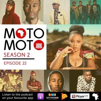 Moto Moto Podcast - African Music   Afrobeats   Afropop