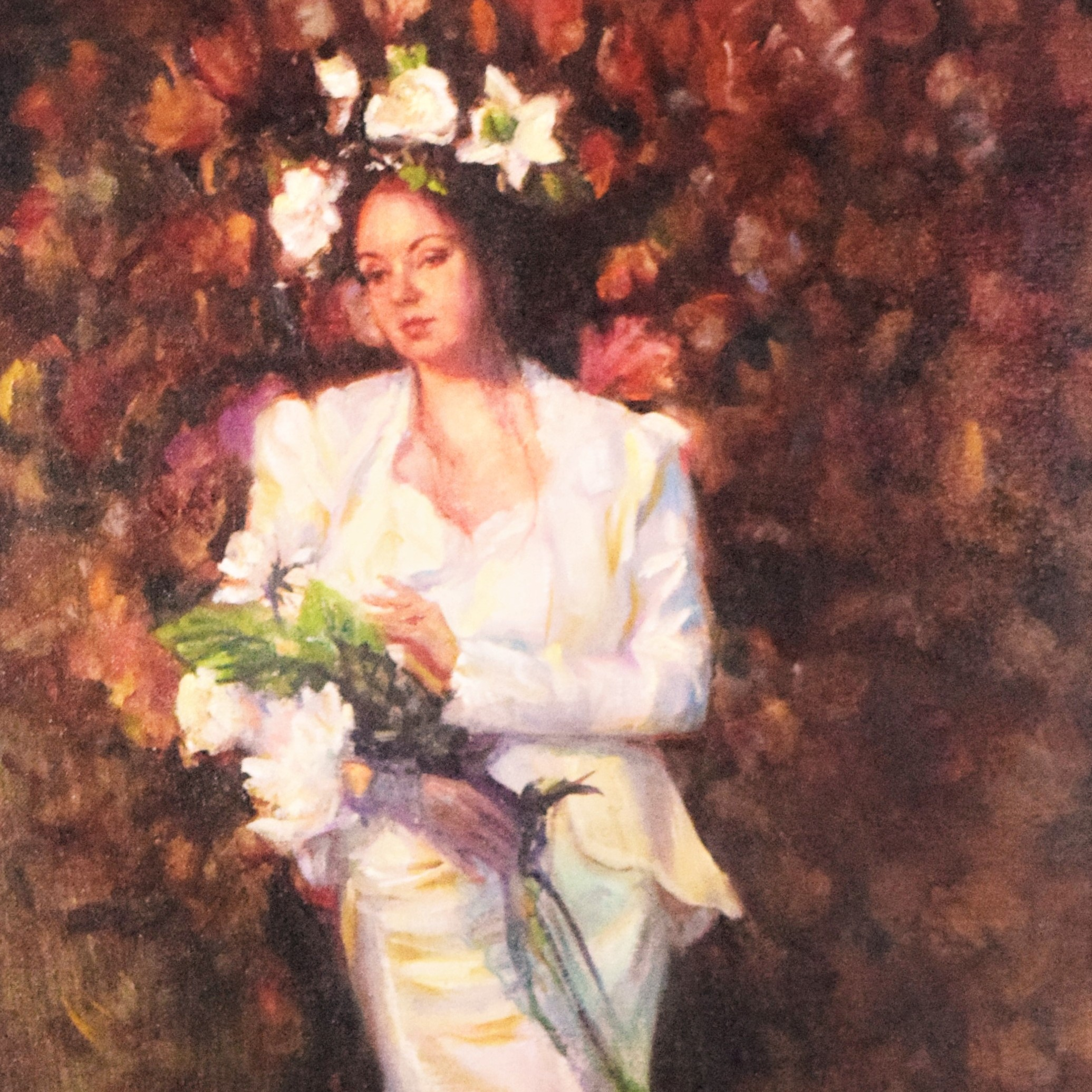 Hilarie Couture Arts, paintings to capture your special day