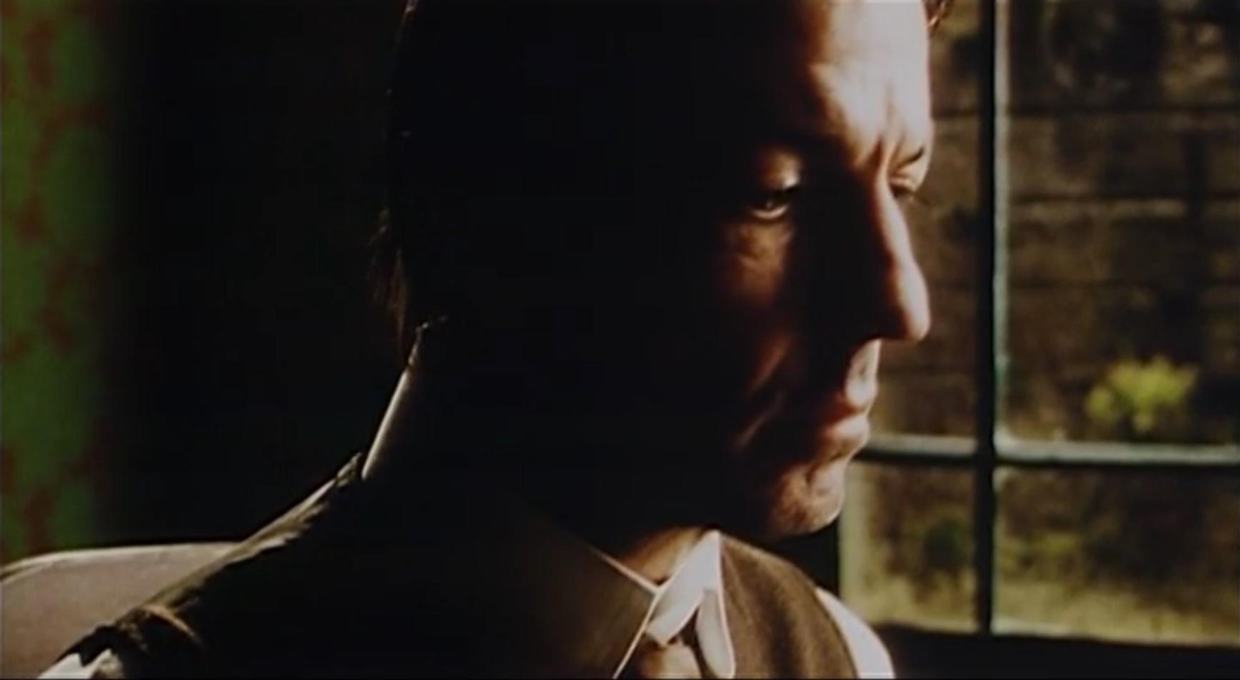 Robert Menzies as BARTLEBY