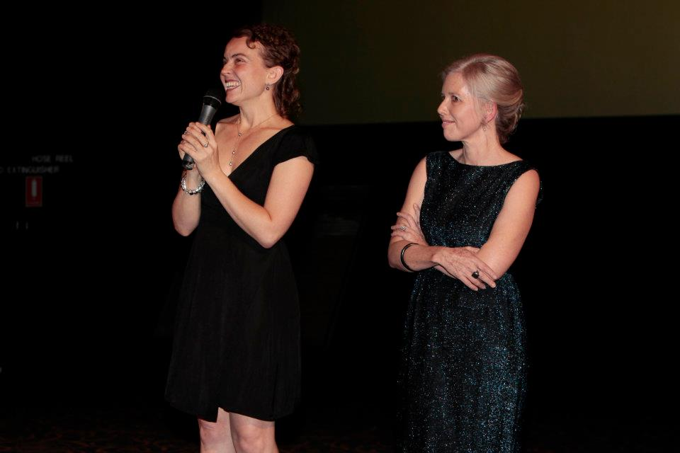 Being Venice , Q & A with Karen Radzyner, Sydney Film Festival, photograph by David Clare