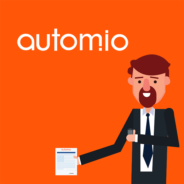 Automio - Your very own Interview-Bot & Document Builder in the cloud