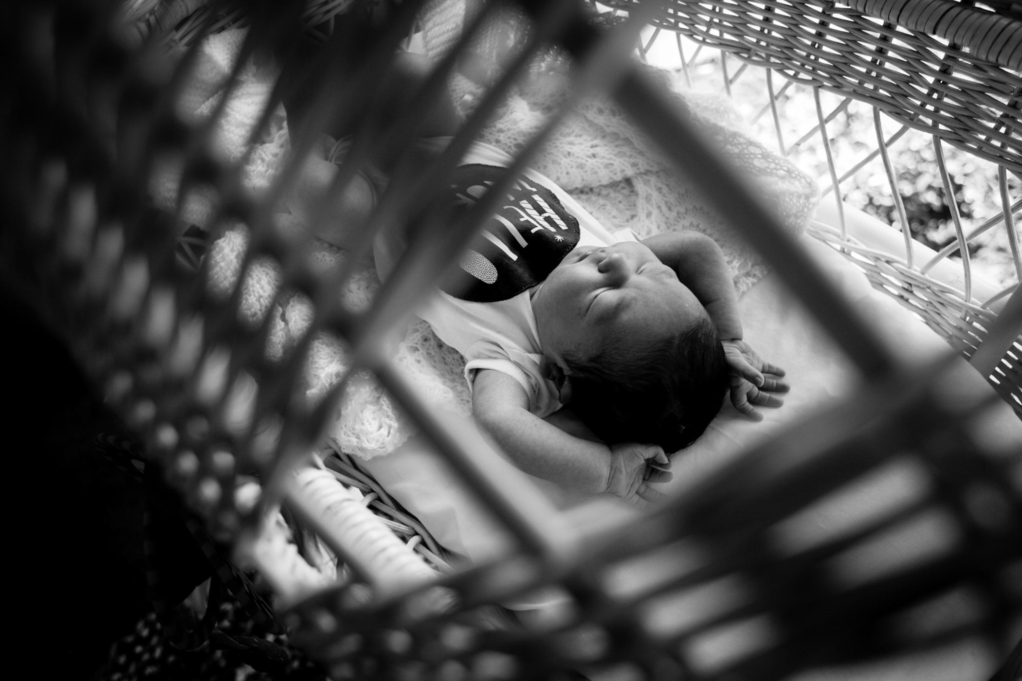 Newborn Bayside photographer