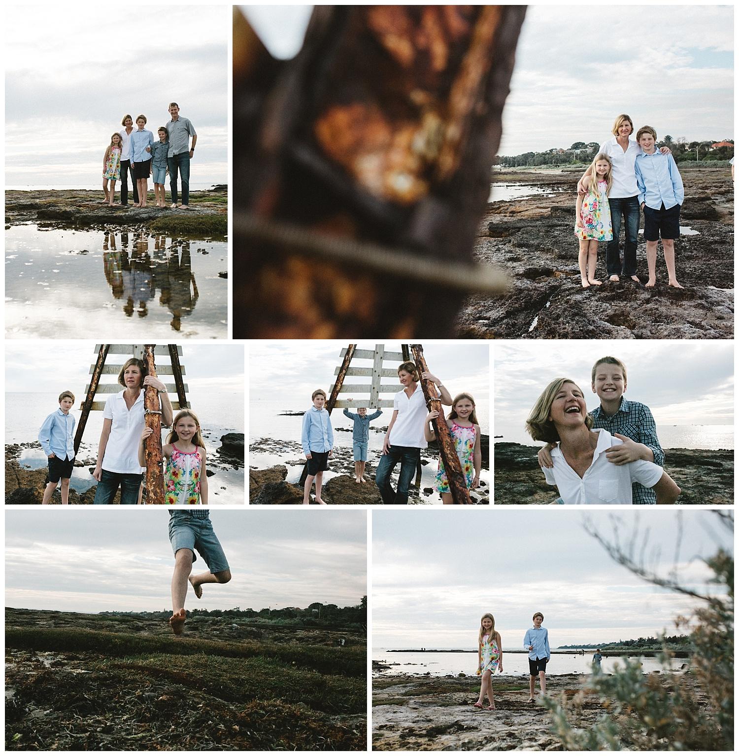 beach teens family photographer