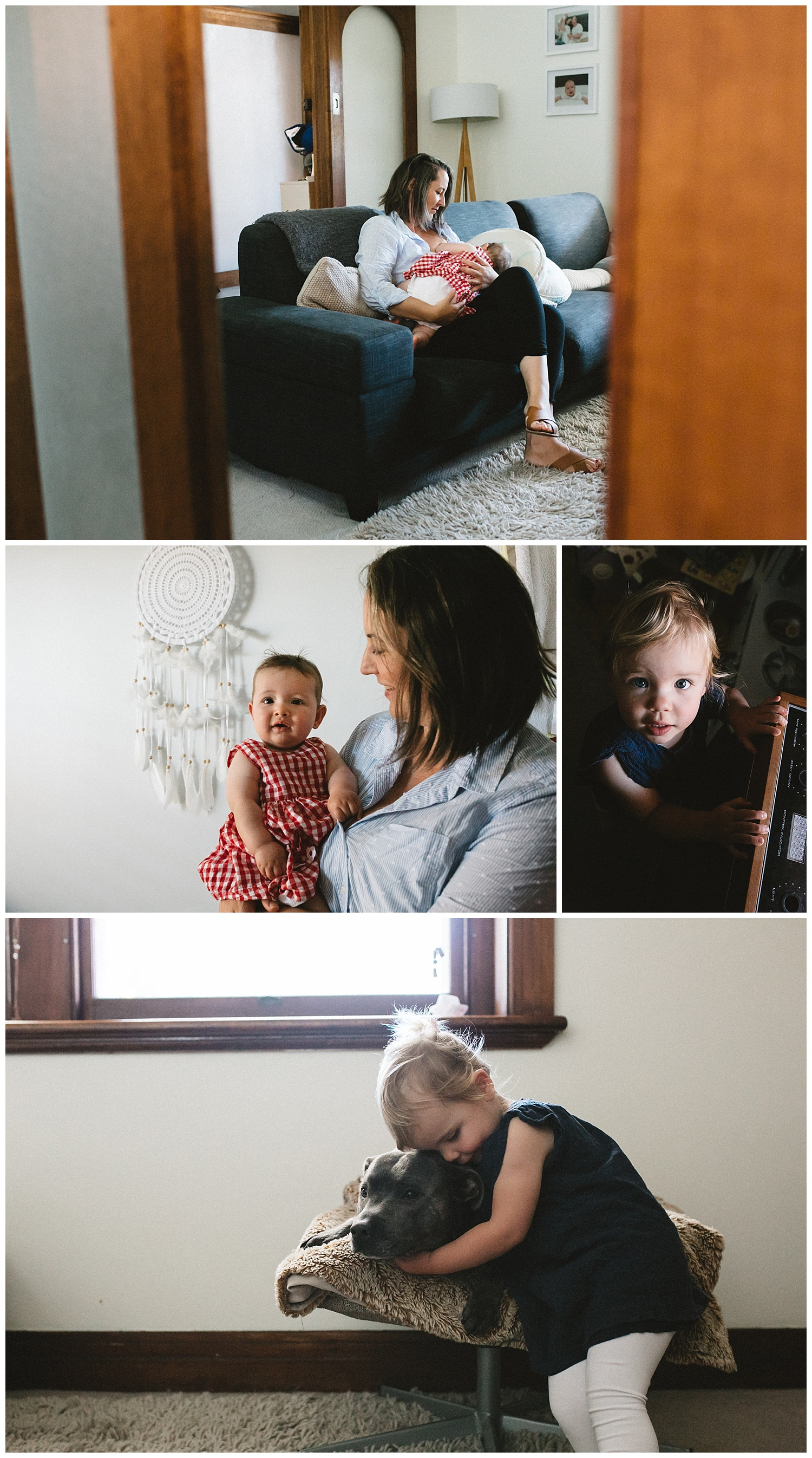 port melbourne newborn photographer