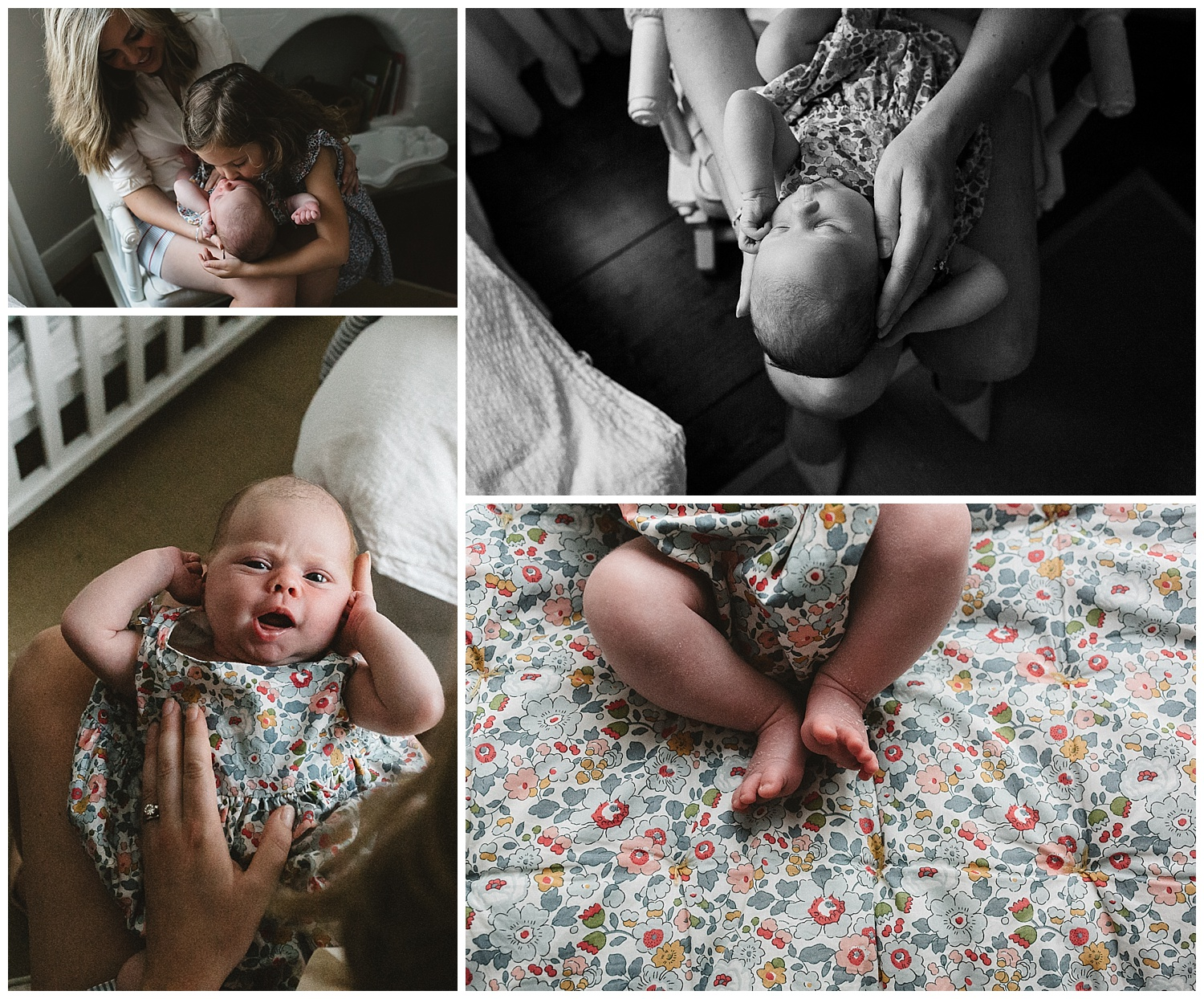 Parkdale photography at home. Baby photography in melbourne