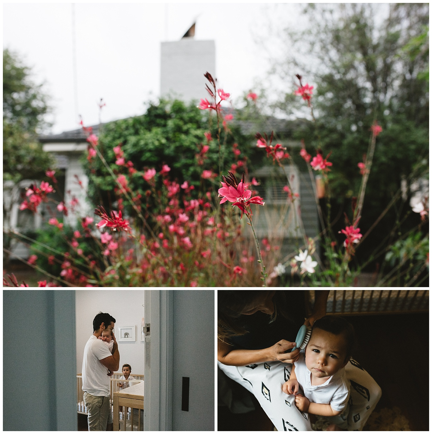 South melbourne newborn photography - house