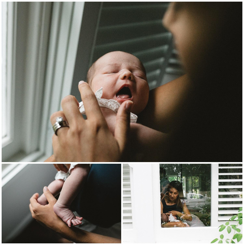 breastfeeding bayside photography session - elwood photographer