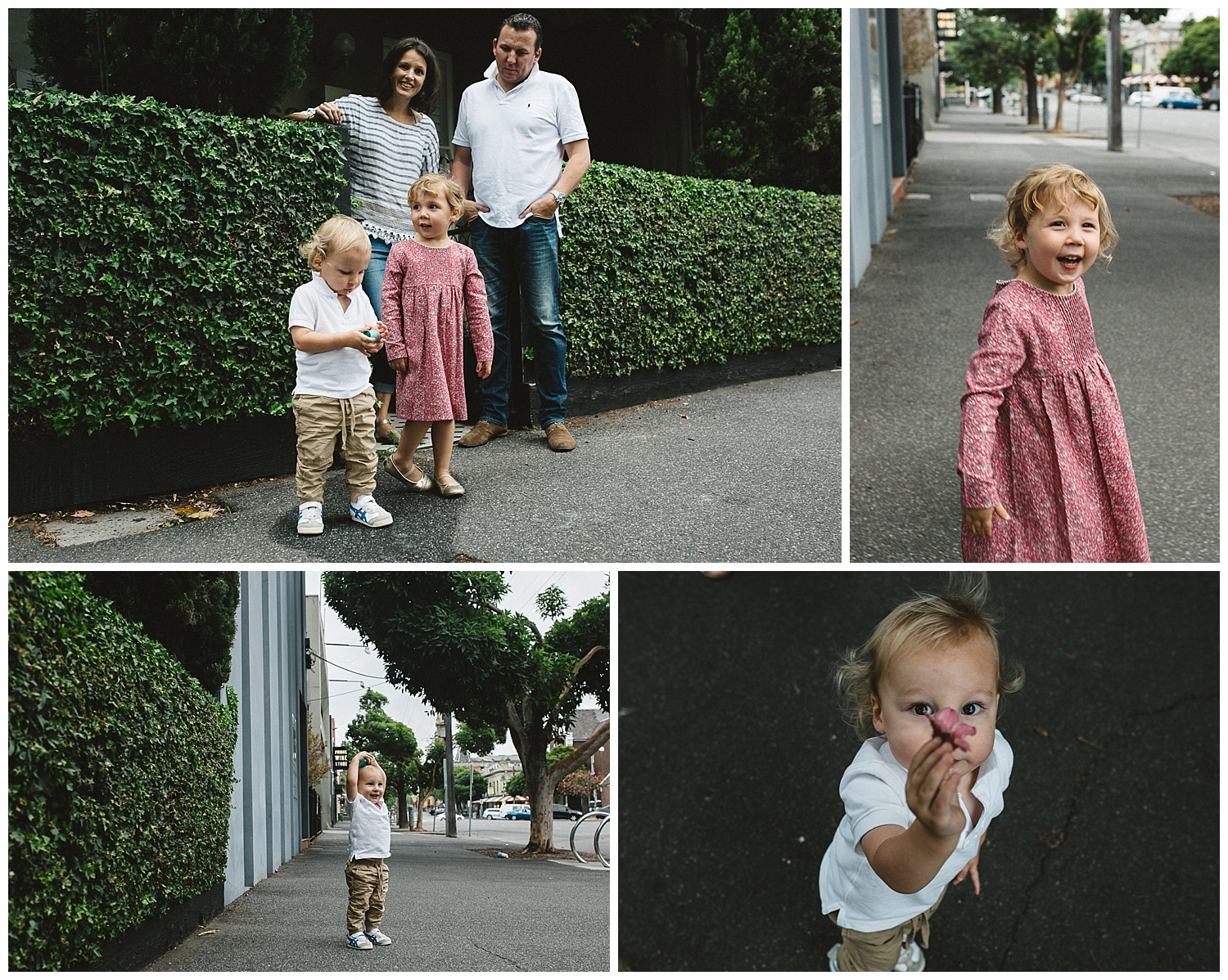 Local Coffee shop South melbourne family lifestyle photography